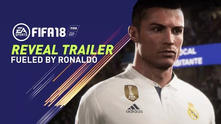 Watch @cristiano transform into game play and our latest work with @easportsfifa in this sneak preview of FIFA 18! * * * * * #cristianoronaldo #fifa #easports #marketingtoolkit #graphics #graphicdesign #design