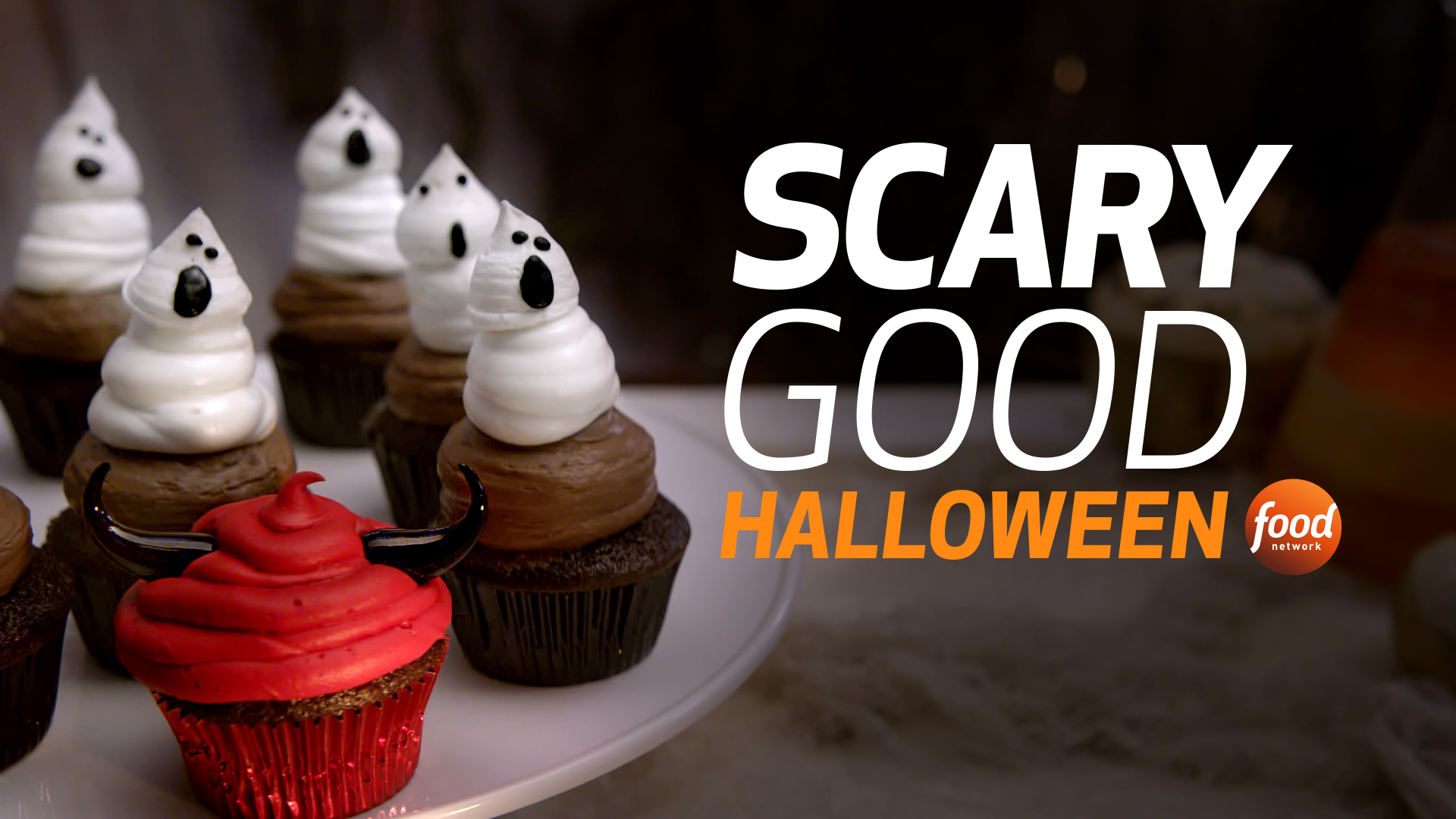 Food Network Halloween Campaign