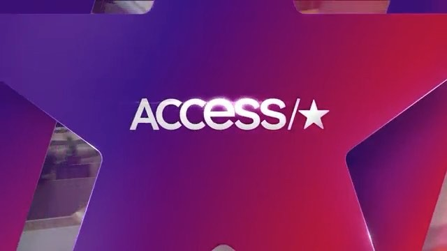 Bright, slick, and bold. Check out our new design for Access Hollywood, the top national entertainment news program